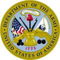 U.S. Department of the Army Logo