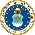 U.S. Department of the Air Force Logo