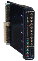 Model 71131 8-Channel 250 MHz A/D with DDC, Kintex UltraScale FPGA